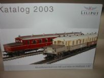Liliput 2003 Catalogue